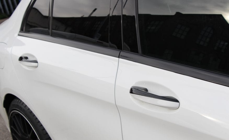 2016 (16) Mercedes-Benz C Class 2.1 C220d AMG Line (s/s) 4dr
