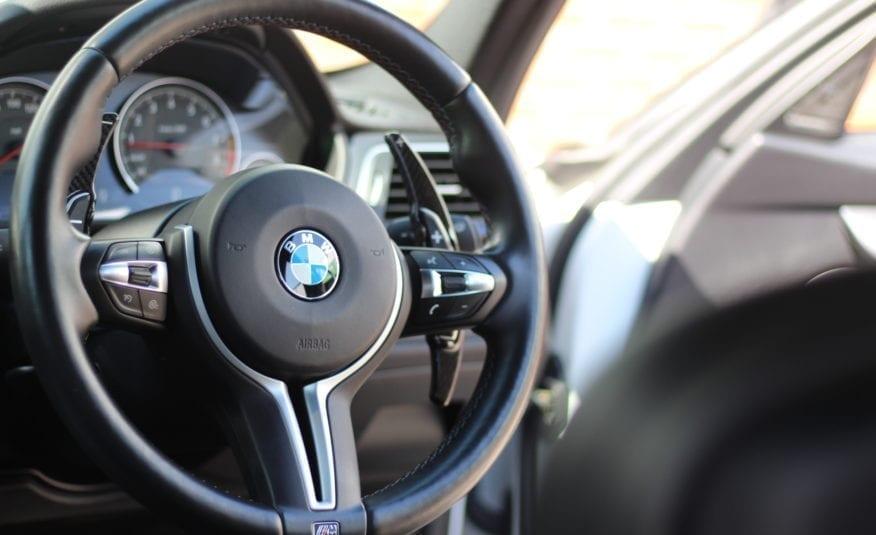 2016 (16) BMW M3 3.0 M DCT (s/s) 4dr