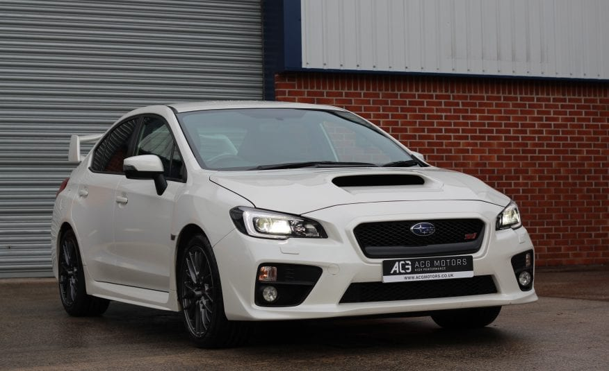 2014 (64) Subaru Wrx Sti 2.5 Type UK AWD 4dr