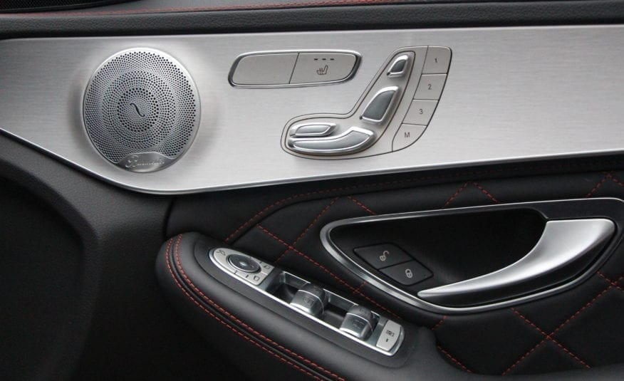 2015 (65) Mercedes-Benz C Class 4.0 C63 AMG S Edition 1 Speedshift MCT (s/s) 4dr