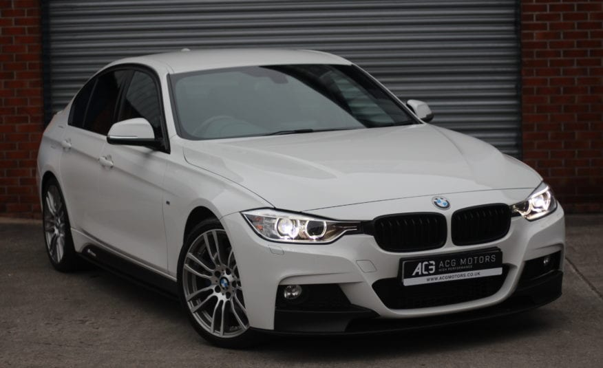 2015 (15) BMW 3 Series 2.0 320d BluePerformance M Sport (s/s) 4dr