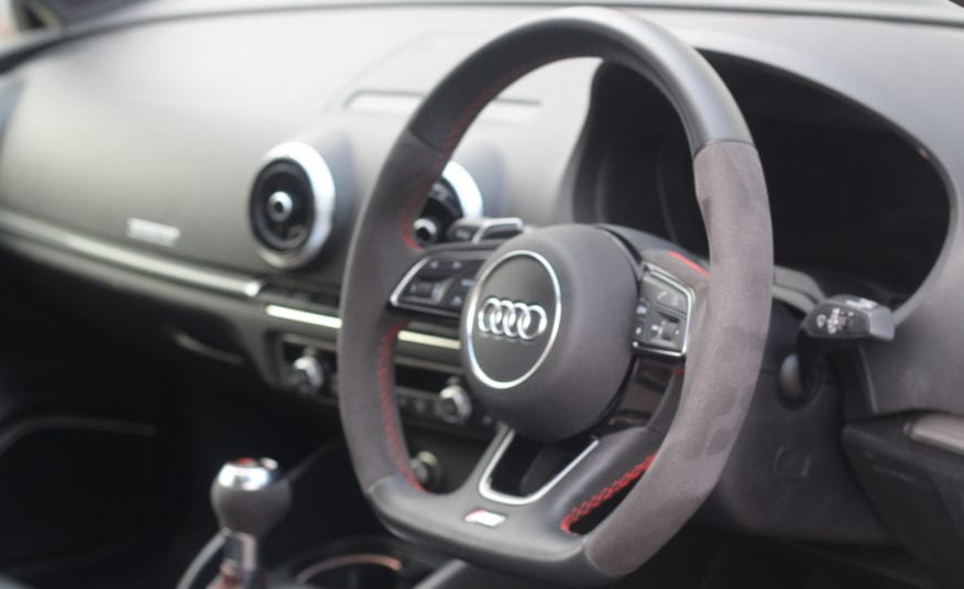 2017 (67) Audi RS3 2.5 TFSI Sportback S Tronic quattro 5dr