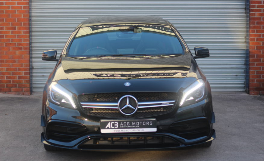 2016 (16) Mercedes-Benz A Class 2.0 A45 AMG (Premium) Speedshift DCT 4MATIC (s/s) 5dr