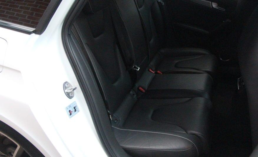 2013 (63) Audi RS4 Avant 4.2 TFSI Avant S Tronic Quattro 5dr