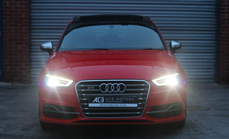 2014 (64) Audi S3 2.0 TFSI Sportback S Tronic quattro 5dr