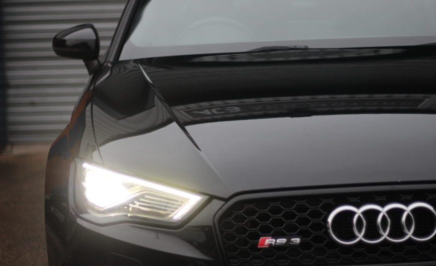 2015 (15) Audi RS3 2.5 TFSI Sportback S Tronic quattro 5dr