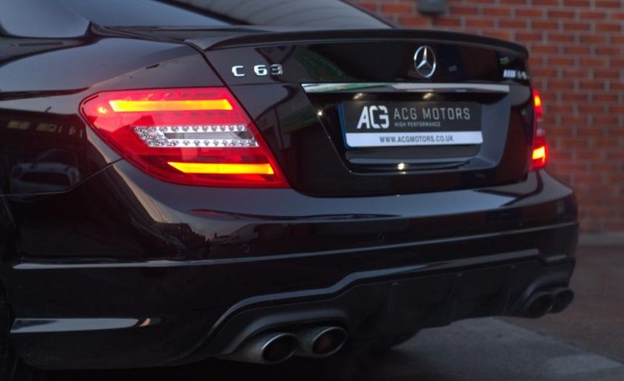 2013 (62) Mercedes-Benz C Class 6.3 C63 AMG MCT 7S 2dr