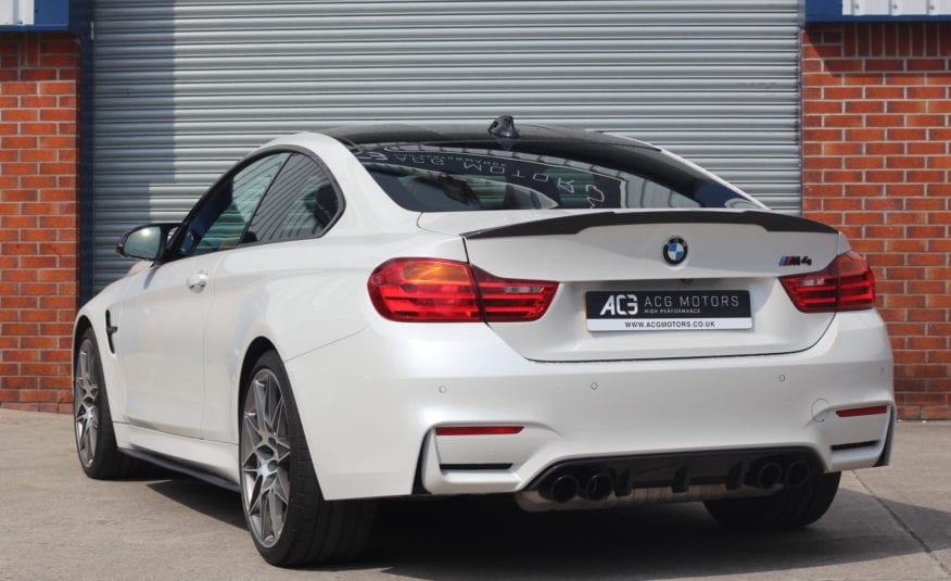 2016 (66) BMW 3.0 M4 (Competition Pack) M DCT 2dr