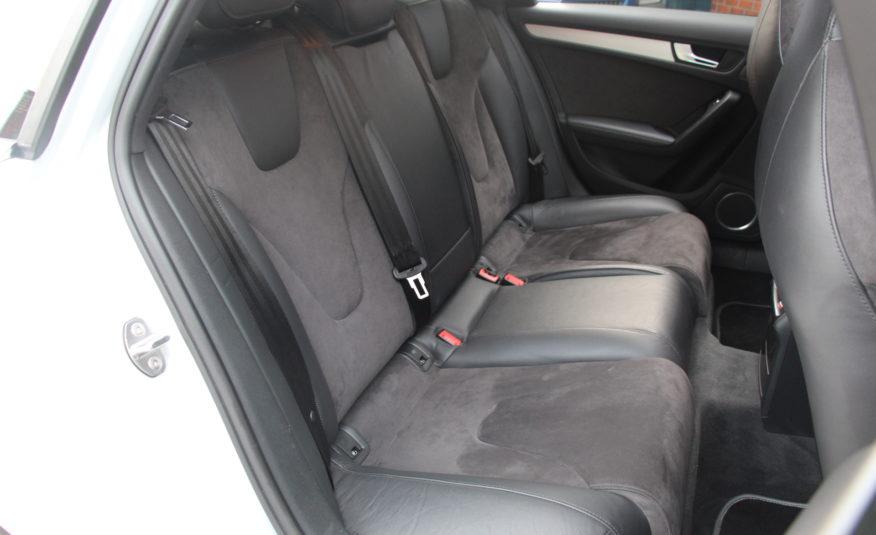 2013 (13) Audi RS4 Avant 4.2 TFSI Avant S Tronic Quattro 5dr