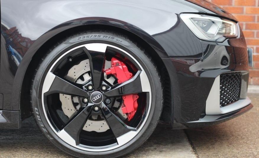 2016 (16) Audi RS3 2.5 TFSI Sportback S Tronic quattro 5dr (Nav)