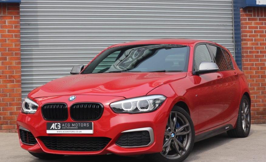2017 (67) BMW 1 Series 3.0 M140i Shadow Edition Sports Hatch Sport Auto (s/s) 5dr