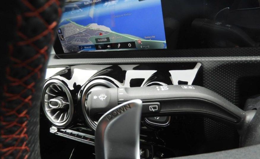 2019 (19) Mercedes-Benz A Class 2.0 A35 AMG (Premium Plus) AMG Speedshift DCT 4MATIC 5dr