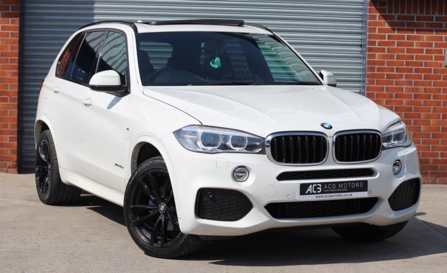 2013 (63) BMW X5 3.0 30d M Sport xDrive (s/s) 5dr