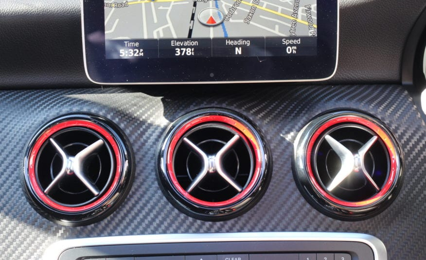 2016 (66) Mercedes-Benz A Class 2.0 A45 AMG (Premium) Speedshift DCT 4MATIC (s/s
