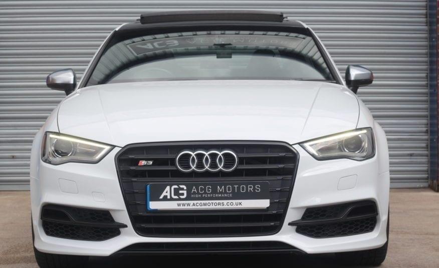 2015 (65) Audi S3 2.0 TFSI S Tronic Quattro 4dr