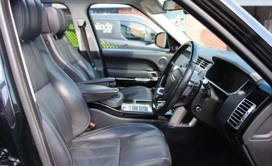 Land Rover Range Rover 2013 (63) 4.4 SD V8 Autobiography 4X4 5dr