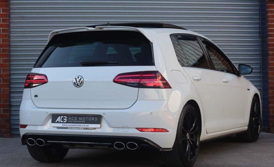 2017 (17) Volkswagen Golf 2.0 TSI R Hatchback DSG 4MOTION (s/s) 5dr