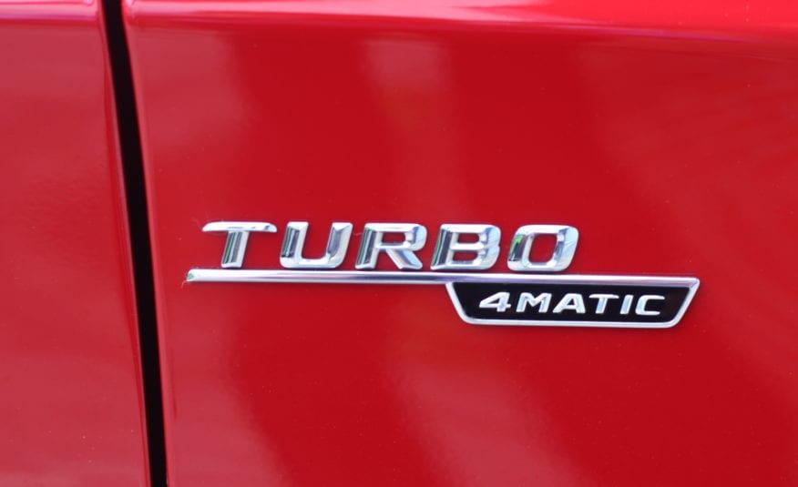 2014 (14) Mercedes-Benz A Class 2.0 A45 AMG 7G-DCT 4MATIC 5dr