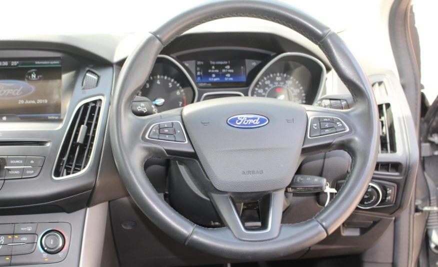 2016 (66) Ford Focus 1.0 T EcoBoost Zetec (s/s) 5dr