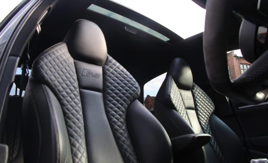 2018 Audi RS3 2.5 TFSI S Tronic quattro 4dr