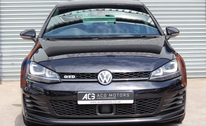 2015 (65) Volkswagen Golf 2.0 TDI BlueMotion Tech GTD DSG 5dr