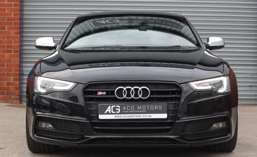 2016 (16) Audi S5 3.0 TFSI Black Edition S Tronic quattro (s/s) 3dr