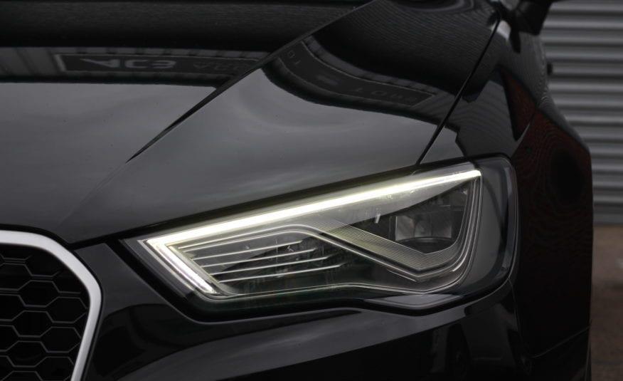 2015 (65) Audi RS3 2.5 TFSI Sportback S Tronic quattro 5dr (Nav)