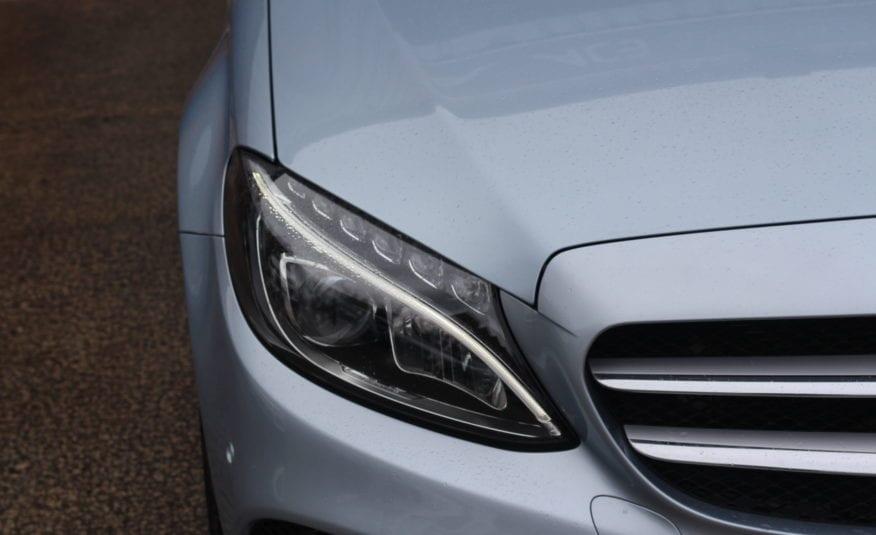 2016 (66) Mercedes-Benz C Class 2.1 C250d AMG Line (Premium Plus) (s/s) 4dr
