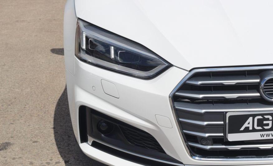 2017 (17) Audi A5 2.0 TDI S line Sportback S Tronic (s/s) 5dr