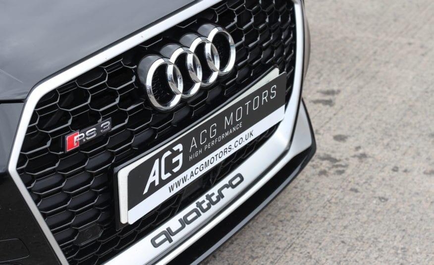 2017 (67) Audi RS3 2.5 TFSI Sportback S Tronic quattro (s/s) 5dr