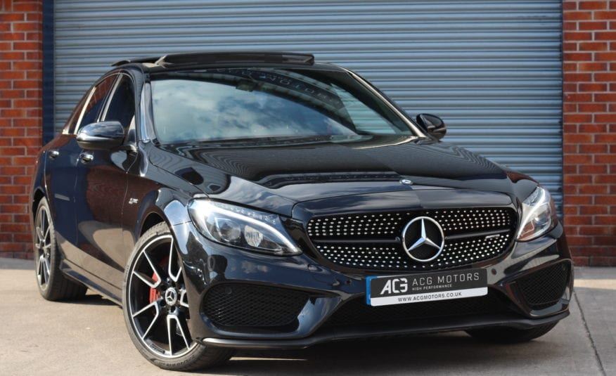 2016 (66) Mercedes-Benz C Class 3.0 C43 V6 AMG (Premium) G-Tronic+ 4MATIC (s/s) 4dr