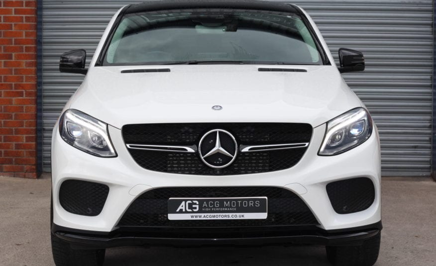 2015 (65) Mercedes-Benz GLE Class 3.0 GLE350d V6 AMG Line (Premium) G-Tronic 4MATIC (s/s) 5dr