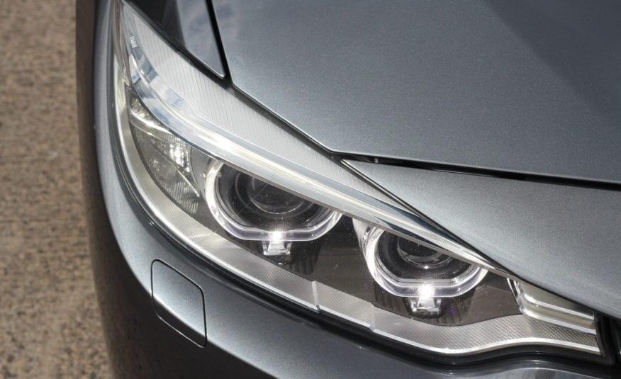 2014 (64) BMW 420 2.0TD ( 184bhp ) 4X4 ( s/s ) Gran Auto 2014MY d xDrive M Sport
