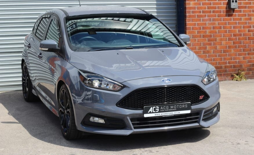 2016 (16) Ford Focus 2.0 TDCi ST-3 (s/s) 5dr