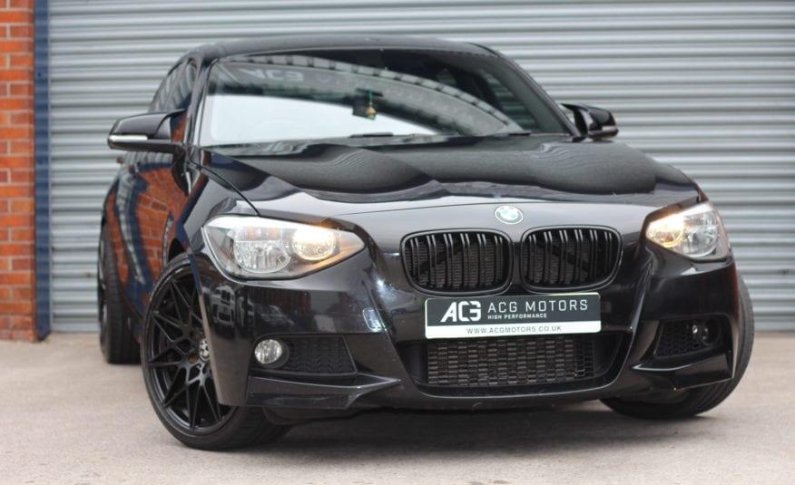 2013 (63) BMW 1 Series 2.0 116d M Sport Sports Hatch (s/s) 5dr