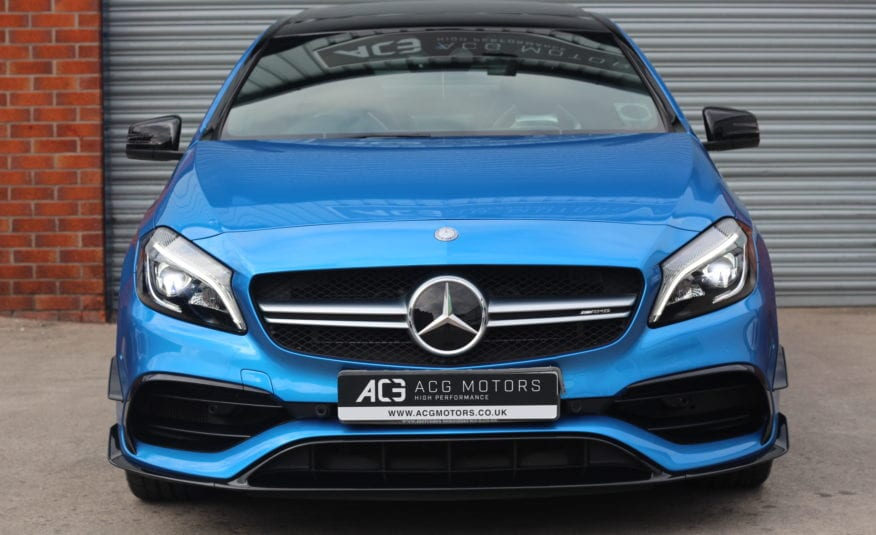 2016 (16) Mercedes-Benz A Class 2.0 A45 AMG (Premium) Speedshift DCT 4MATIC (s/s