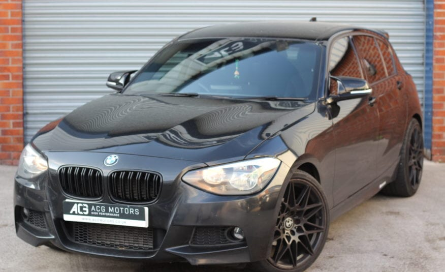 2013 (63) BMW 1 Series 2.0 116d M Sport Sports Hatch (s/s) 5dr