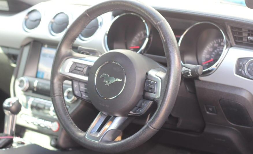 2017 (67) Ford Mustang 5.0 V8 GT Fastback SelShift 2dr
