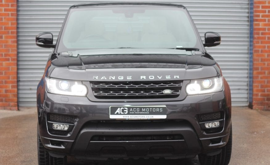 2014 (14) Land Rover Range Rover Sport 4.4 SD V8 Autobiography Dynamic 4X4 5dr