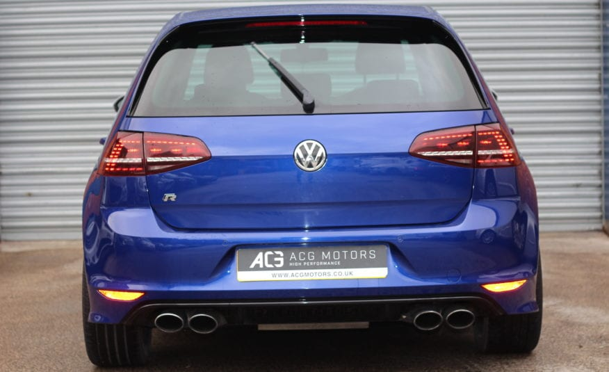 2014 (14) Volkswagen Golf 2.0 TSI BlueMotion Tech R DSG 4MOTION (s/s) 5dr