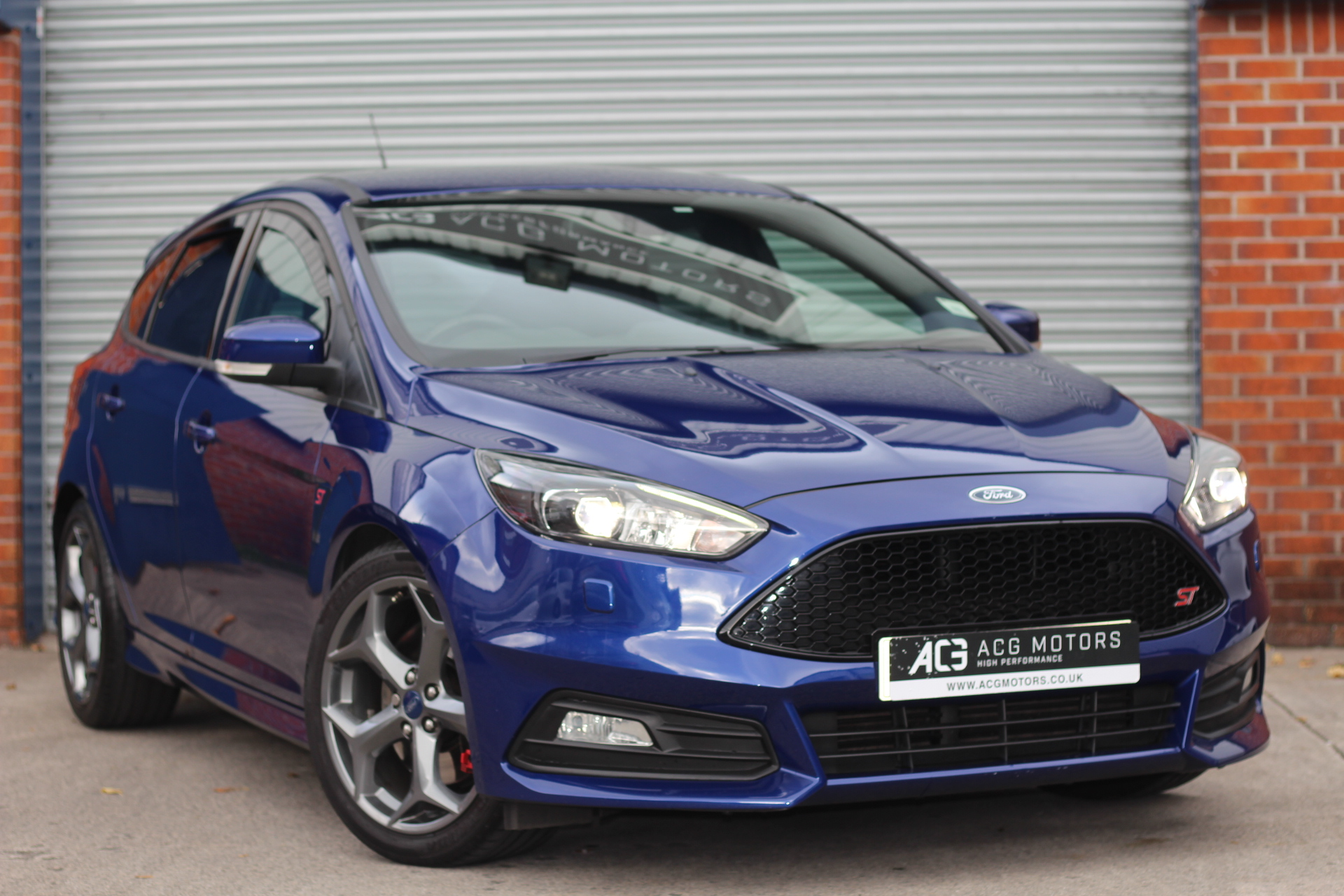 2015 (15) Ford Focus 2.0 TDCi ST-3 (s/s) 5dr