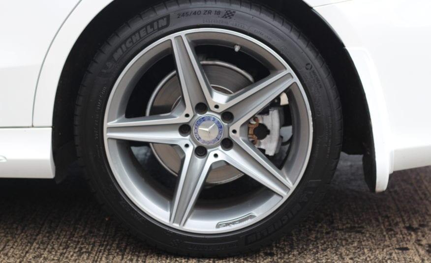 2014 (64) Mercedes-Benz C Class 2.1 C250d AMG Line (Premium Plus) 7G-Tronic+ (s/s) 4dr