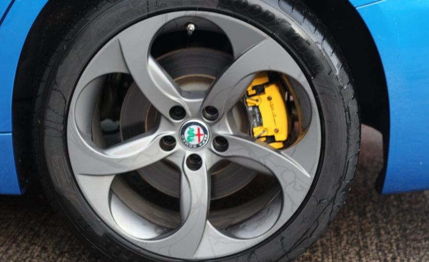 2017 (67) Alfa Romeo Giulia 2.0T Veloce Auto (s/s) 4dr