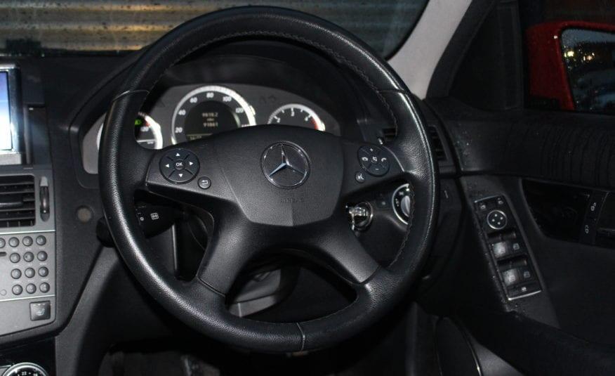 2010 (60) Mercedes-Benz C Class 2.1 C200 CDI BlueEFFICIENCY SE (Executive) 4dr