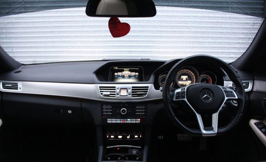 2016 (16) Mercedes-Benz E Class 3.0 E350 CDI BlueTEC AMG Night Edition (Premium) 9G-Tronic Plus 4dr