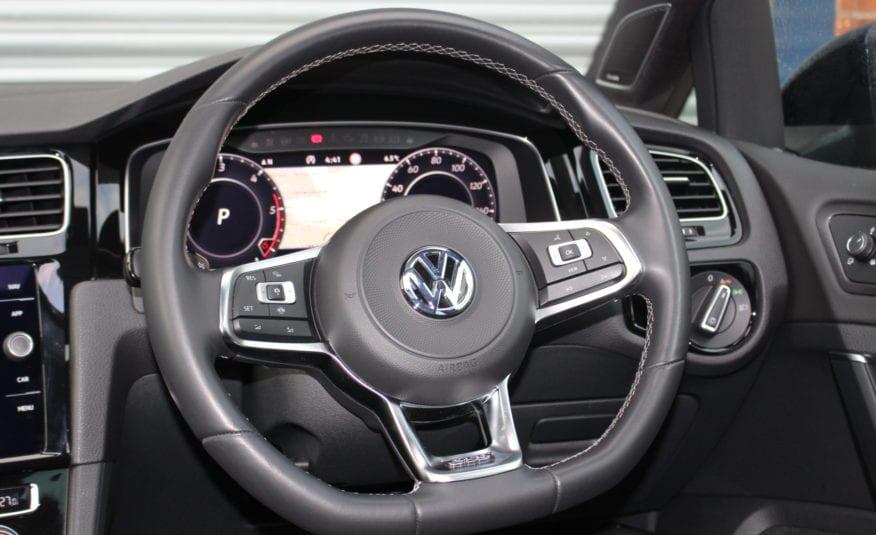 2019 (19) Volkswagen Golf 2.0 TDI GTD DSG (s/s) 5dr