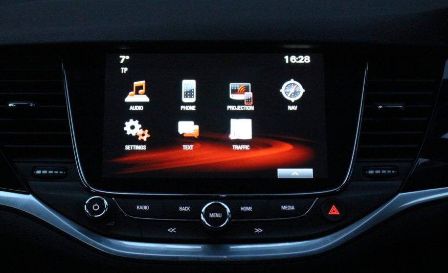 2016 (66) Vauxhall Astra 1.4i Turbo SRi Nav Auto (s/s) 5dr