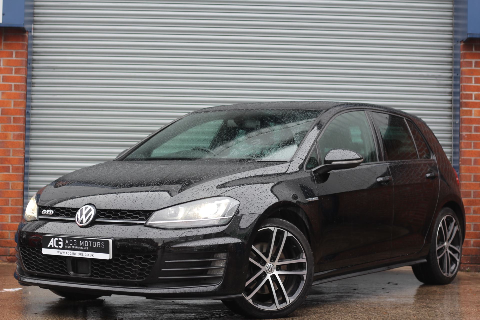 2015 (65) Volkswagen Golf 2.0 TDI BlueMotion Tech GTD 5dr