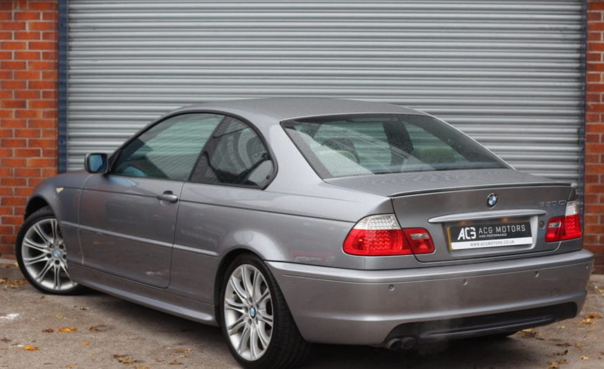 2004 (04) BMW 3 Series 2.2 320Ci Sport 2dr