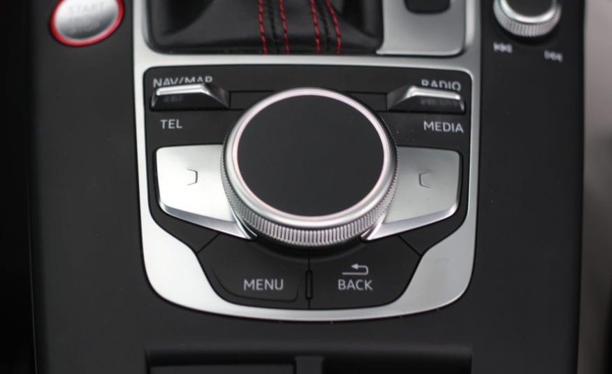 2016 (66) Audi S3 2.0 TFSI Sportback S Tronic quattro (s/s) 5dr
